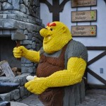 LEGOLAND Blacksmith, Castle Hill, Carlsbad, CA